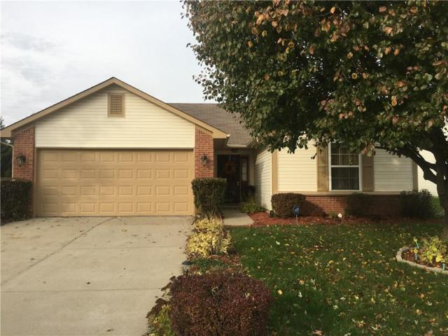 4730 Oakforge Drive, Indianapolis, IN 46254 (MLS #21525545) :: The Gutting Group LLC