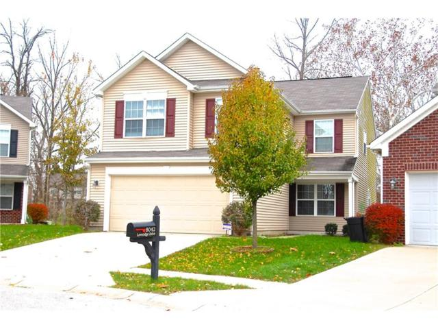 8042 Loveridge Drive, Indianapolis, IN 46268 (MLS #21525576) :: The Gutting Group LLC