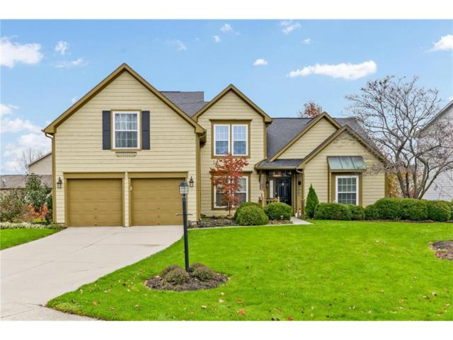 8311 Glen Highlands Drive, Indianapolis, IN 46236 (MLS #21525603) :: The Evelo Team