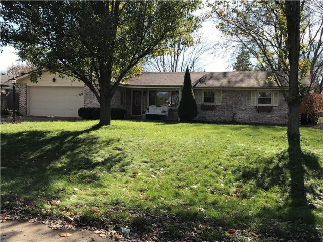 1107 Brunswick Way, Anderson, IN 46012 (MLS #21525622) :: The Evelo Team