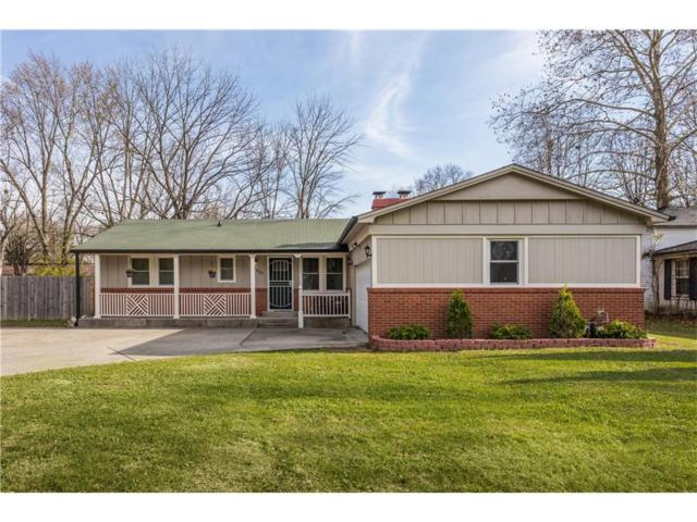 4885 Lincoln Road, Indianapolis, IN 46228 (MLS #21525634) :: The Gutting Group LLC