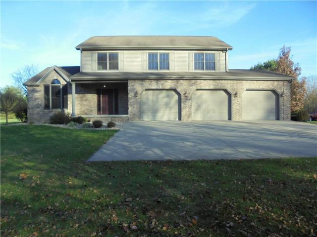 1950 N 650 E, Columbus, IN 47203 (MLS #21525637) :: The ORR Home Selling Team
