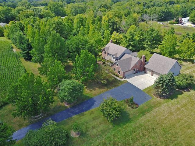 5150 Whiteland Road, Greenwood, IN 46143 (MLS #21525663) :: The Evelo Team