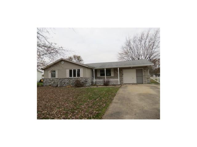 448 S Ohio Street, Parker City, IN 47368 (MLS #21525708) :: The ORR Home Selling Team