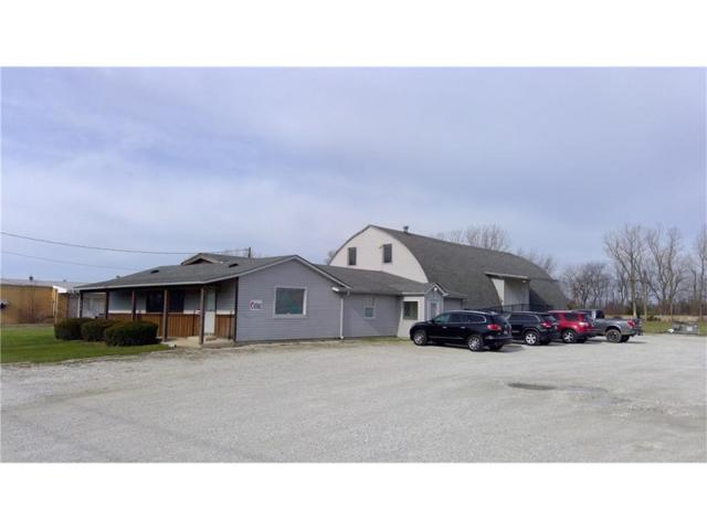 710 W State Road 28, Alexandria, IN 46001 (MLS #21525713) :: Indy Scene Real Estate Team