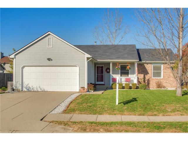 6072 Pillory Drive, Indianapolis, IN 46254 (MLS #21525756) :: The Gutting Group LLC