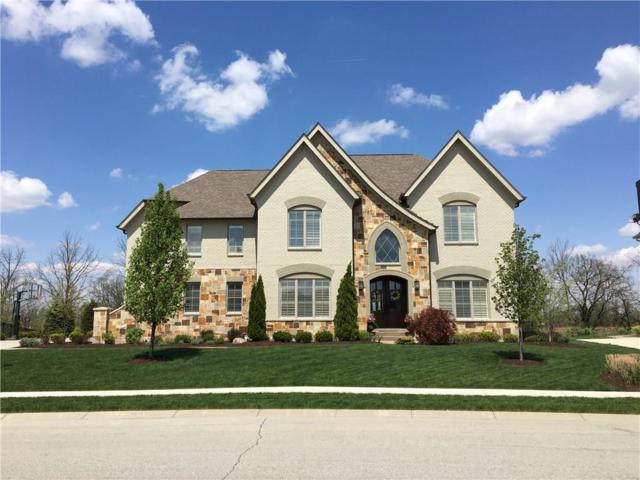 3236 Homestretch Drive, Carmel, IN 46032 (MLS #21525775) :: The Gutting Group LLC