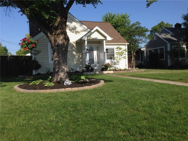 2222 Chestnut Street, Columbus, IN 47201 (MLS #21525807) :: Mike Price Realty Team - RE/MAX Centerstone