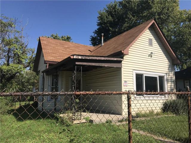 1302 E Minnesota Street, Indianapolis, IN 46203 (MLS #21525816) :: Mike Price Realty Team - RE/MAX Centerstone