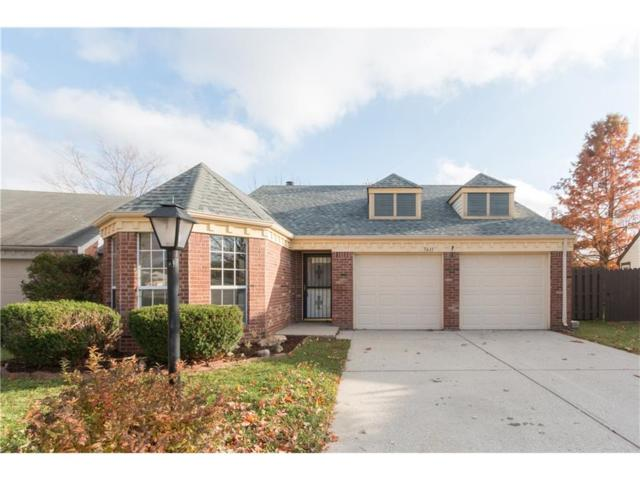 7611 Waterwood Drive, Indianapolis, IN 46214 (MLS #21525835) :: Mike Price Realty Team - RE/MAX Centerstone
