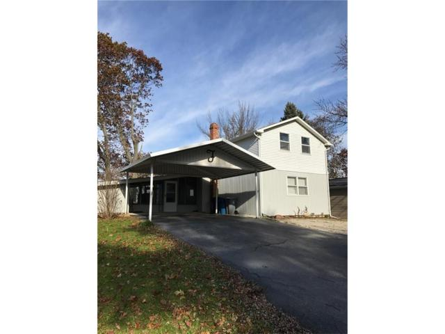 260 Bayview Drive, Cicero, IN 46034 (MLS #21525837) :: Mike Price Realty Team - RE/MAX Centerstone