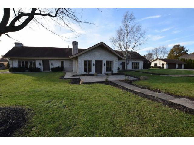 2553 N 100 W, Anderson, IN 46011 (MLS #21525854) :: The Evelo Team