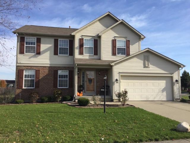 597 Alton Drive, Greenwood, IN 46143 (MLS #21525856) :: The Evelo Team