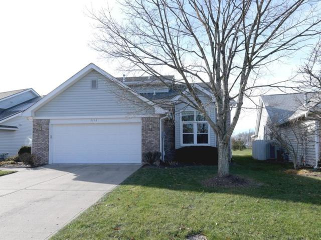 7316 Brackenwood Drive, Indianapolis, IN 46260 (MLS #21525857) :: The Gutting Group LLC