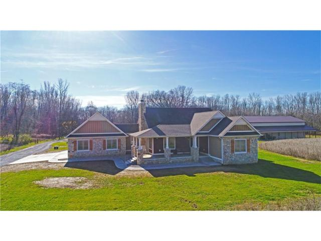 8343 E 450 South, Carthage, IN 46115 (MLS #21525882) :: Indy Plus Realty Group- Keller Williams