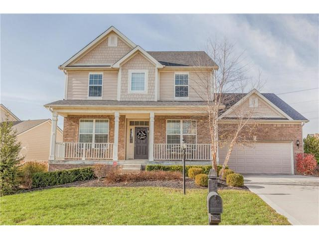 11156 Galley Way, Fishers, IN 46040 (MLS #21525891) :: The Evelo Team