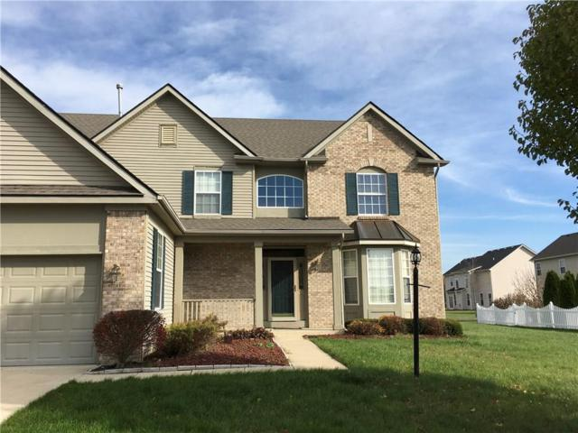 2225 Cassia Drive, Plainfield, IN 46168 (MLS #21525905) :: The Evelo Team