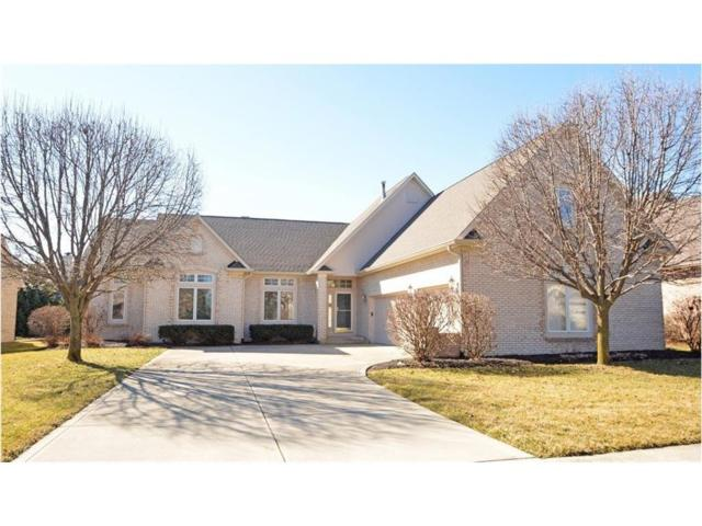 9760 Colonial Drive, Carmel, IN 46032 (MLS #21525926) :: The Gutting Group LLC