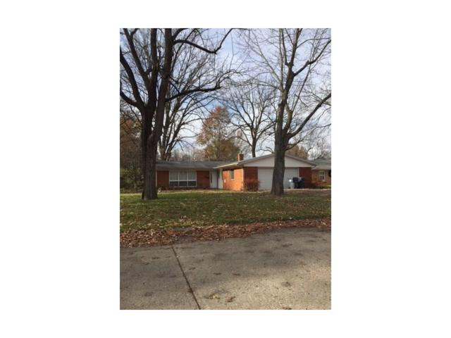 913 Old Orchard Road, Anderson, IN 46011 (MLS #21525974) :: The Evelo Team