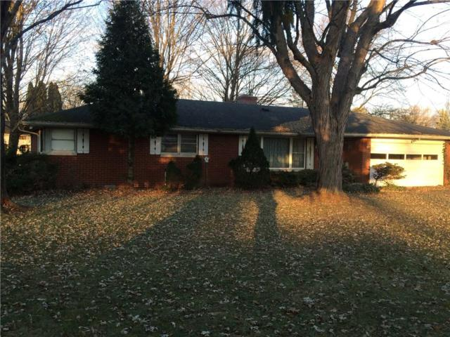 671 N Thorn Drive, Anderson, IN 46011 (MLS #21525984) :: The Evelo Team