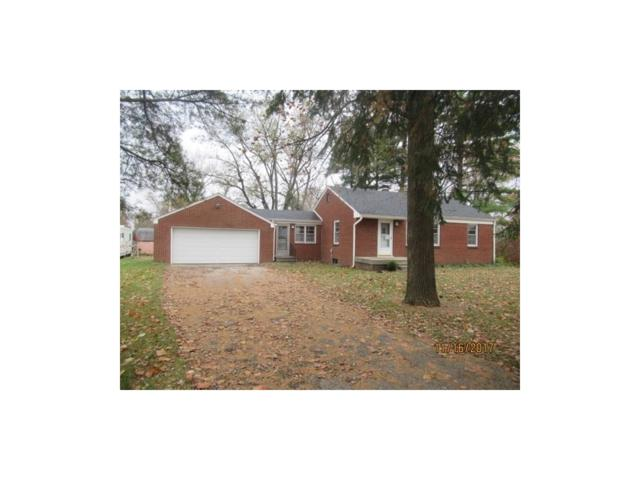 2289 S County Road 1050 E, Indianapolis, IN 46231 (MLS #21525987) :: Indy Plus Realty Group- Keller Williams