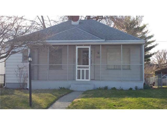 1926 N Linwood Avenue, Indianapolis, IN 46218 (MLS #21525993) :: The Evelo Team
