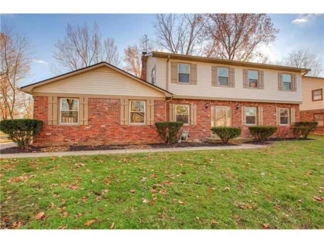 3009 Marquette Court, Indianapolis, IN 46268 (MLS #21526066) :: The Evelo Team