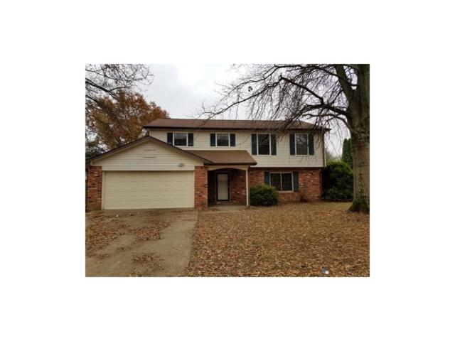 8701 Gunpowder Drive, Indianapolis, IN 46256 (MLS #21526121) :: The Gutting Group LLC