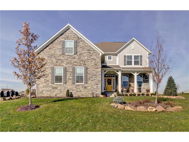 16719 Hawk Creek Circle, Westfield, IN 46074 (MLS #21526218) :: Indy Scene Real Estate Team