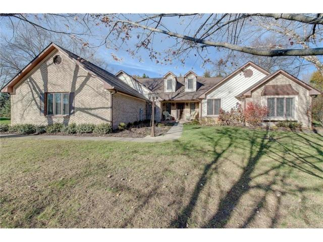 7268 Lombardi Drive, Plainfield, IN 46168 (MLS #21526241) :: Mike Price Realty Team - RE/MAX Centerstone