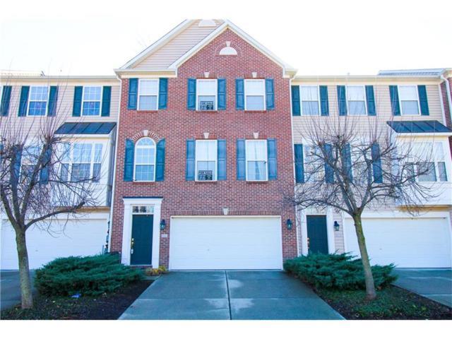 3309 Decker Ridge Drive, Indianapolis, IN 46268 (MLS #21526249) :: Indy Scene Real Estate Team