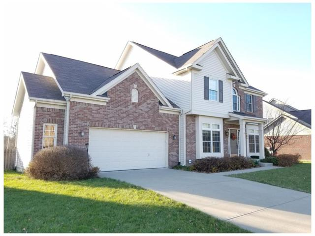 7518 Hartington Place, Indianapolis, IN 46259 (MLS #21526352) :: RE/MAX Ability Plus