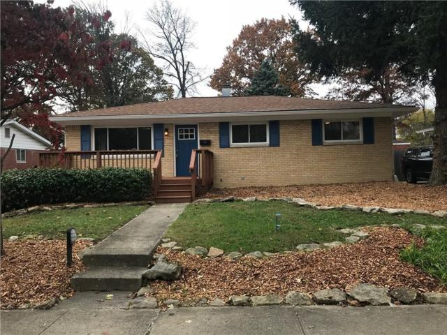 5651 Maplewood Drive, Speedway, IN 46224 (MLS #21526505) :: Mike Price Realty Team - RE/MAX Centerstone