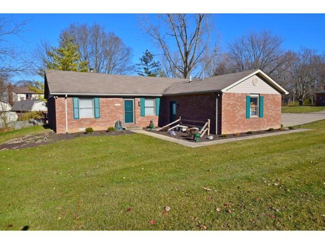 100 W Hillsboro Drive, Pendleton, IN 46064 (MLS #21526614) :: The Gutting Group LLC