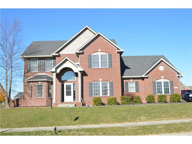 7356 Highpoint Circle, Indianapolis, IN 46259 (MLS #21526677) :: RE/MAX Ability Plus