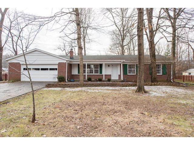 3337 Stamm Avenue, Indianapolis, IN 46240 (MLS #21526710) :: RE/MAX Ability Plus