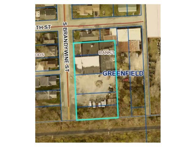 115 S Brandywine Street, Greenfield, IN 46140 (MLS #21526719) :: Indy Scene Real Estate Team