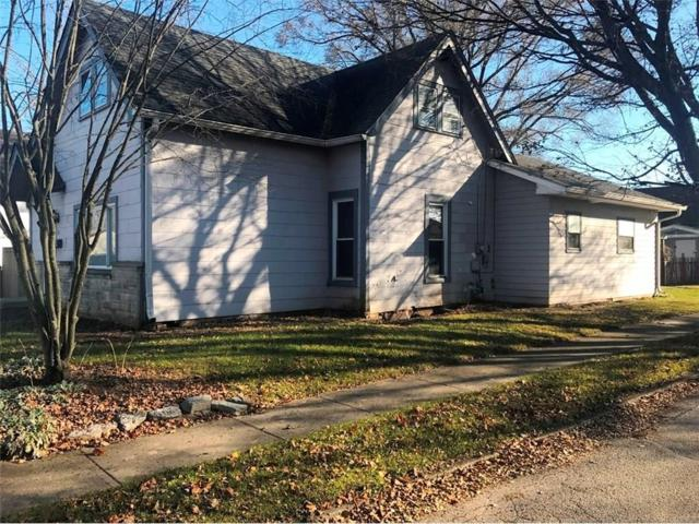 613 W Fourth Street, Greenfield, IN 46140 (MLS #21526793) :: RE/MAX Ability Plus