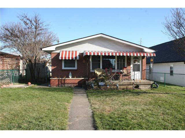 73 S 2nd Avenue, Beech Grove, IN 46107 (MLS #21526944) :: Indy Scene Real Estate Team