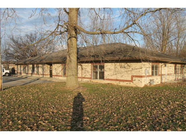 190 W Green Meadows Drive, Greenfield, IN 46140 (MLS #21527077) :: Indy Scene Real Estate Team