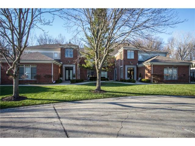 6450 Meridian Street A, Indianapolis, IN 46260 (MLS #21527115) :: The ORR Home Selling Team