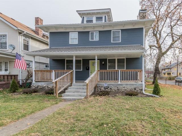 3301 Central Avenue, Indianapolis, IN 46205 (MLS #21527204) :: Indy Scene Real Estate Team