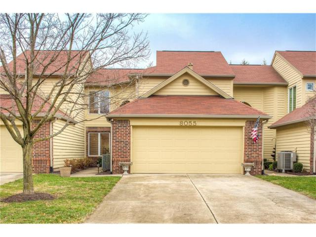 8055 Farmhurst Lane, Indianapolis, IN 46236 (MLS #21527209) :: The ORR Home Selling Team