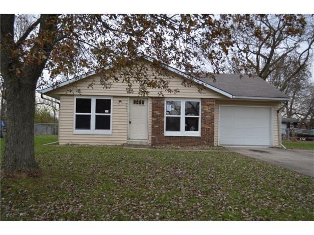 204 W Paulette Avenue, Gaston, IN 47342 (MLS #21527303) :: The ORR Home Selling Team