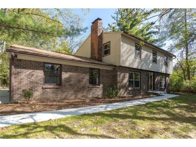 9133 W 82nd Street, Indianapolis, IN 46278 (MLS #21527329) :: The Gutting Group LLC