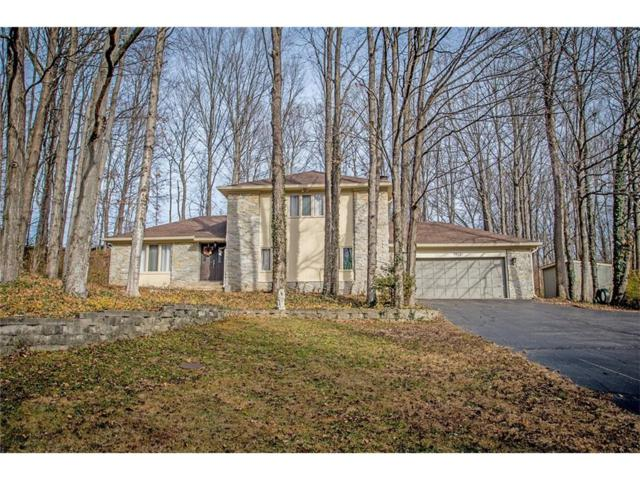 9022 S Log Run Drive S, Indianapolis, IN 46234 (MLS #21527412) :: The Gutting Group LLC