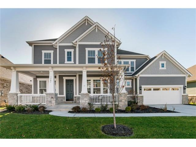 1587 Birdsong Drive, Westfield, IN 46074 (MLS #21527478) :: The Gutting Group LLC