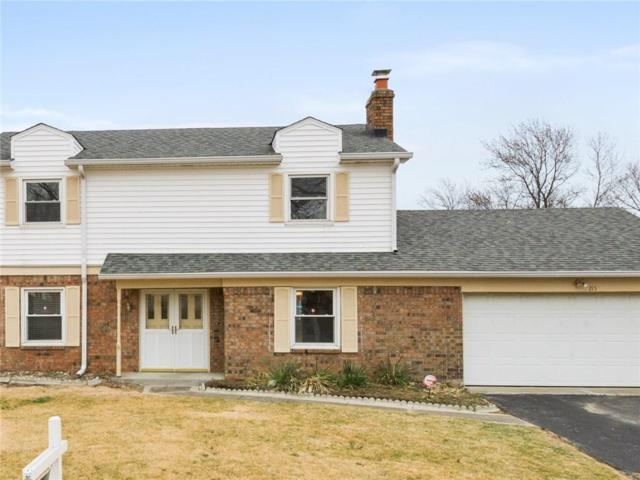 215 Lexington Boulevard, Carmel, IN 46032 (MLS #21527528) :: Indy Scene Real Estate Team