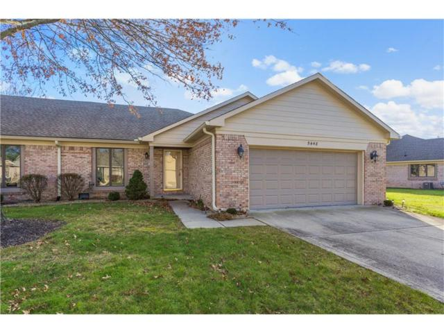 5448 Carnoustie Circle 13B, Avon, IN 46123 (MLS #21527540) :: Mike Price Realty Team - RE/MAX Centerstone