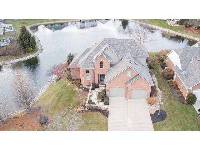 10040 Glenn Abbey Lane, Fishers, IN 46037 (MLS #21527563) :: Heard Real Estate Team